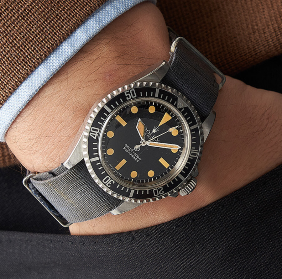 Rolex Ref. 5517 Watch Review