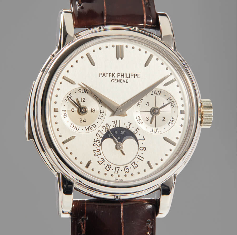 Patek Philippe Ref. 3974G-001