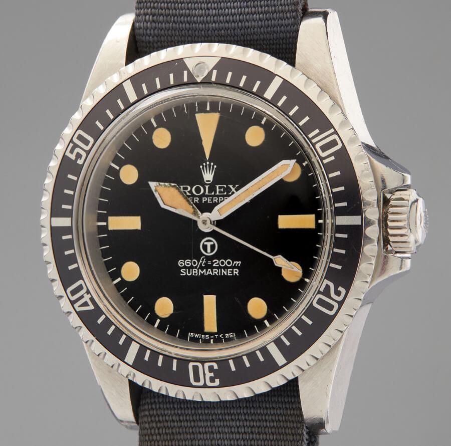 Vintage Rolex Ref. 5517