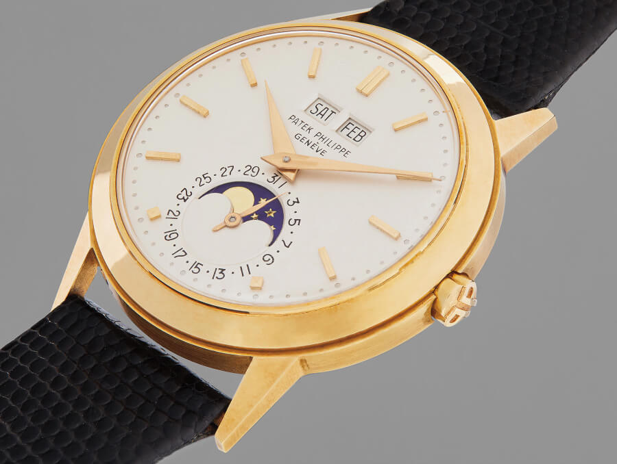 Review Patek Philippe Ref. 3448