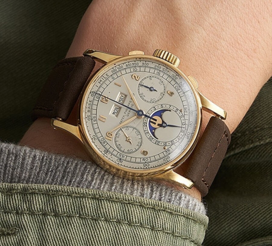 Patek Philippe Ref. 1518 Watch Review