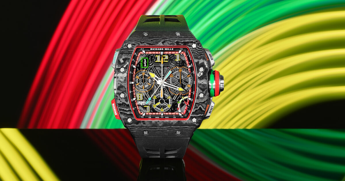 Richard Mille RM 65-01 Automatic Split Seconds Chronograph (Pictures and Specifications)