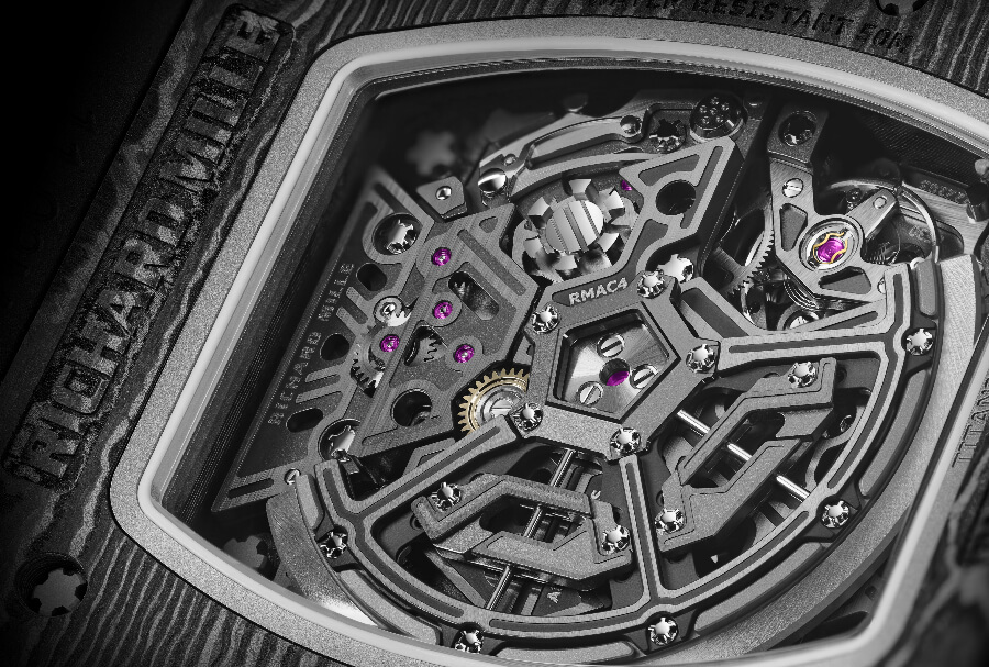 Richard Mille RM 65-01 Automatic Split Seconds Chronograph In House Movement
