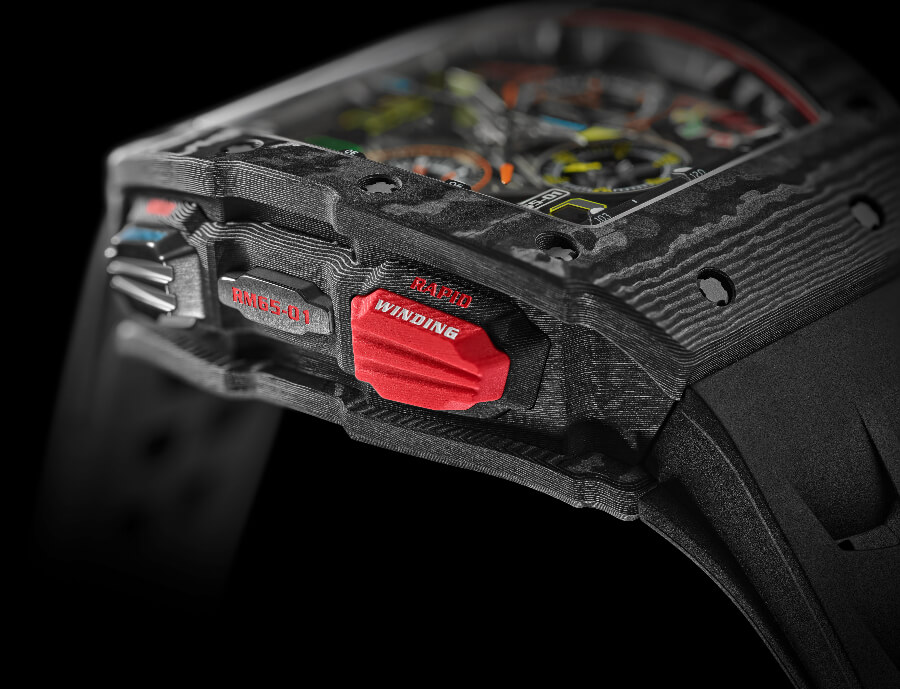 Richard Mille RM 65-01 Automatic Split Seconds Chronograph Watch