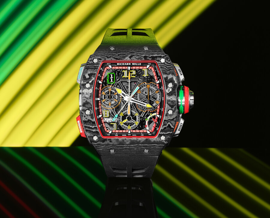 Richard Mille RM 65-01 Automatic Split Seconds Chronograph review