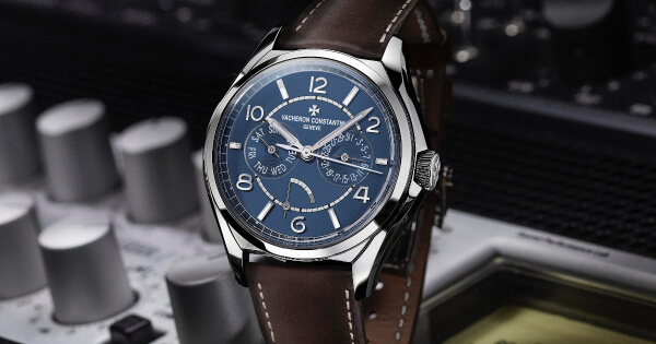 Vacheron Constantin Fiftysix Day-Date Petrol Blue Dial (Price, Pictures and Specifications)