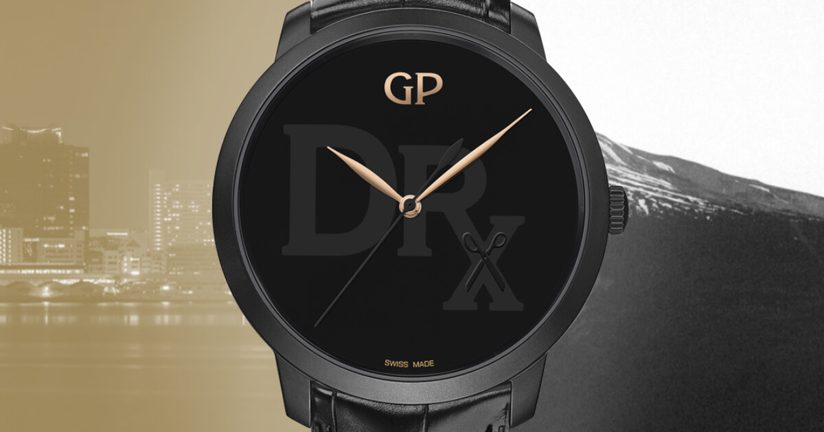 Girard-Perregaux 1966 East To West (Price, Pictures and Specifications)