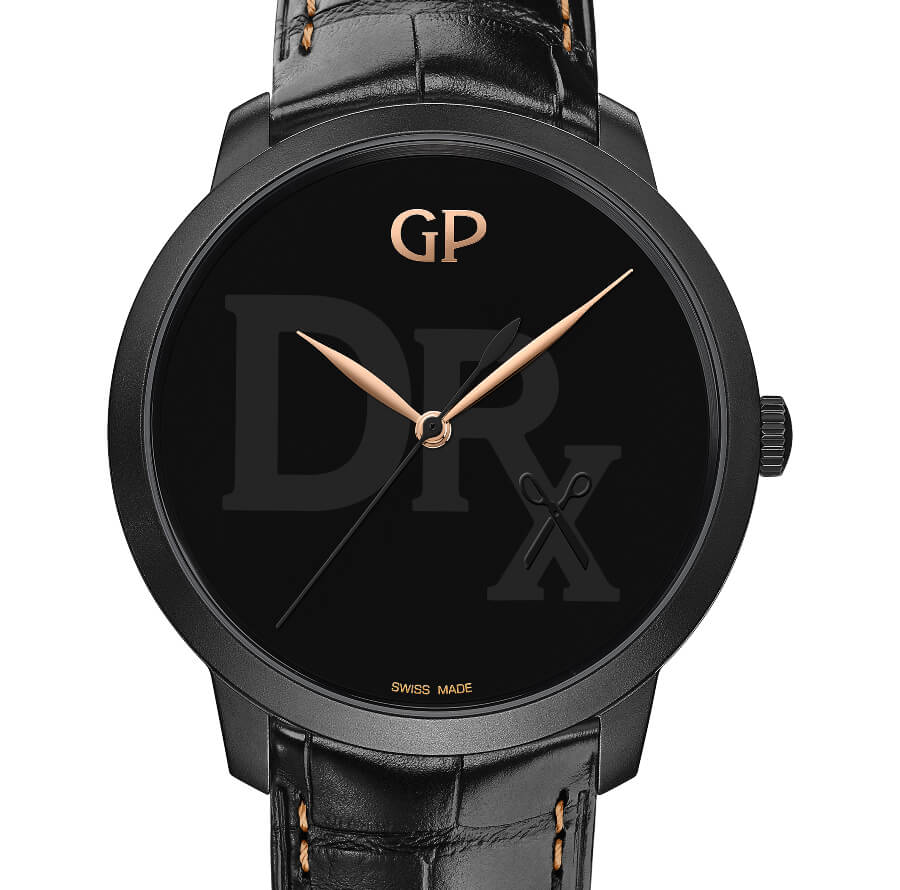 The New Girard-Perregaux 1966 East To West