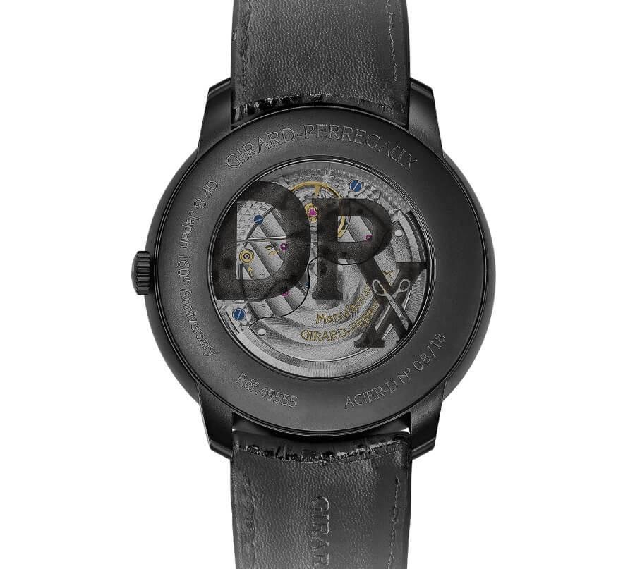 Girard-Perregaux 1966 East To West In House Movement