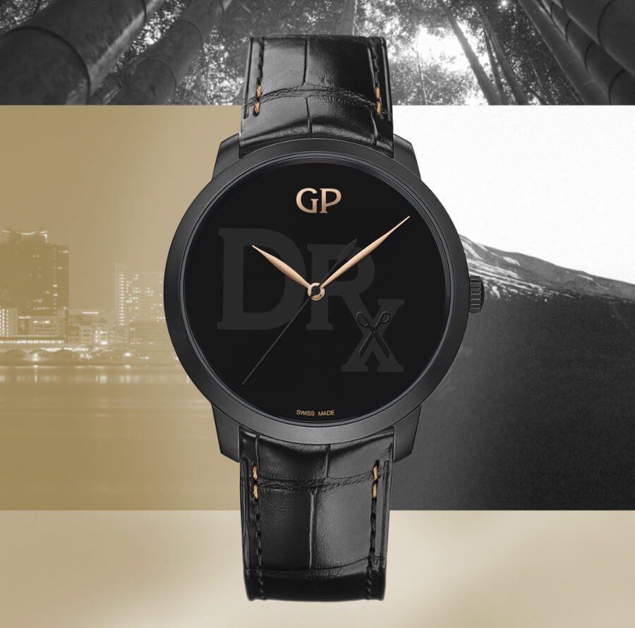 Girard-Perregaux 1966 East To West Ref. 49555-11-601-BB6X Watch review