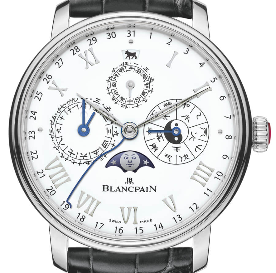 Blancpain Perpetual Calendar Watch