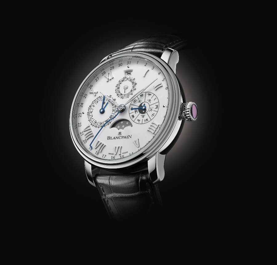 Blancpain Villeret Traditional Chinese Calendar Year Of The Metal Ox Watch Review