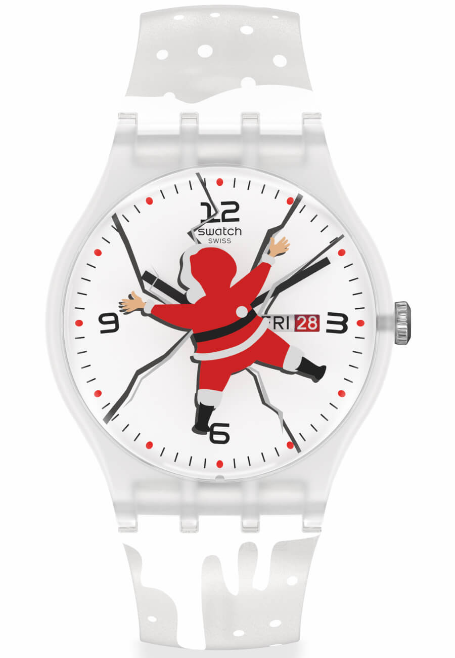 Swatch HoHoOuch Watch