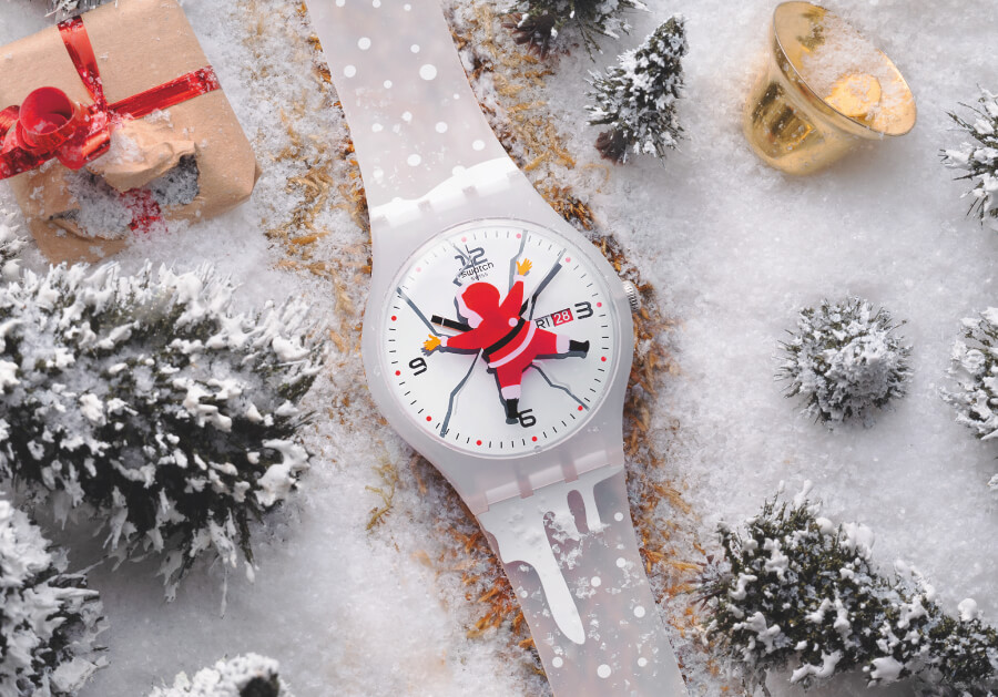 Review Swatch HoHoOuch Ref. SUOZ717