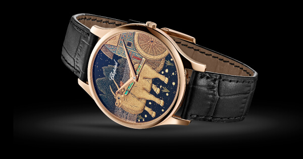 Chopard L.U.C XP Urushi Year Of The Ox (Price, Pictures and Specifications)