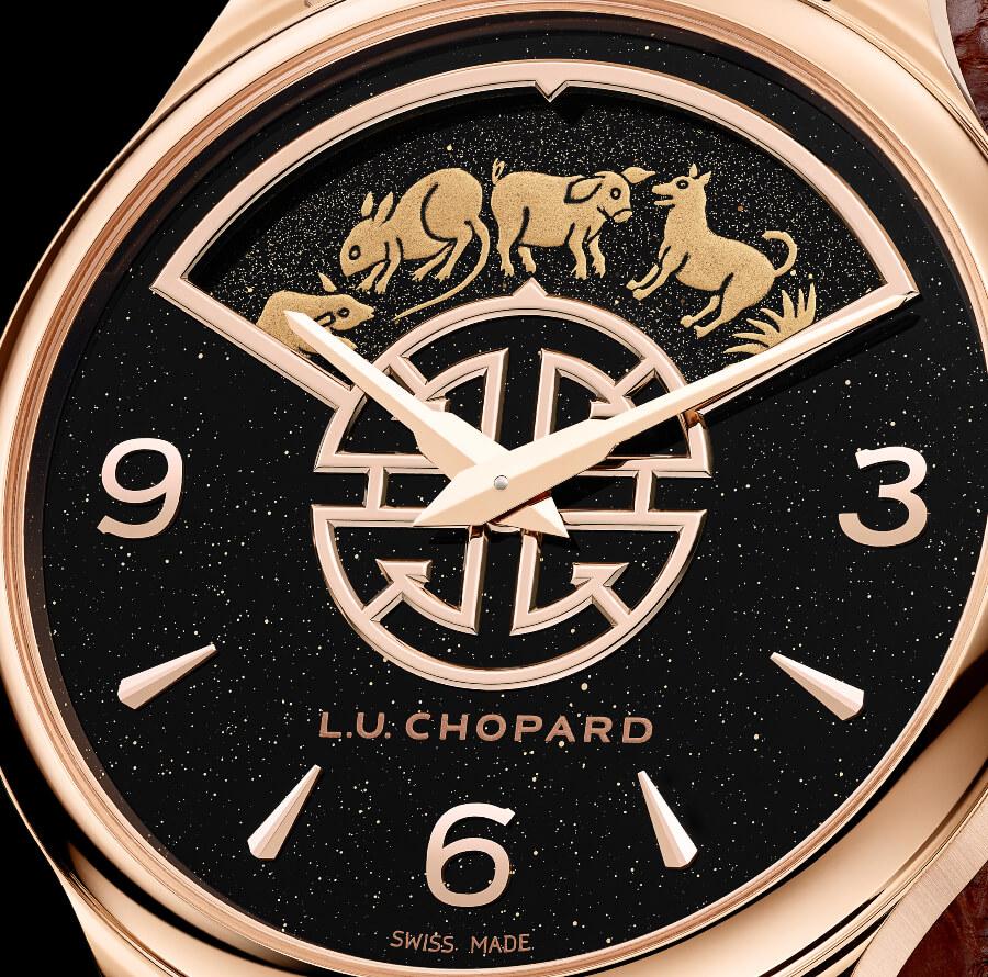 Chopard L.U.C XP Urushi Spirit of Shí Chen Watch