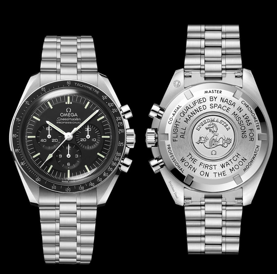 Omega Speedmaster Moonwatch Professional Co-Axial Master Chronometer Chronograph 42 mm Ref. 310.30.42.50.01.001