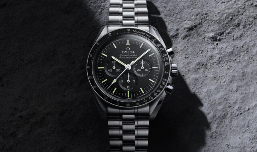 Omega Speedmaster Moonwatch Master Chronometer With Caliber 3861 Watch Review