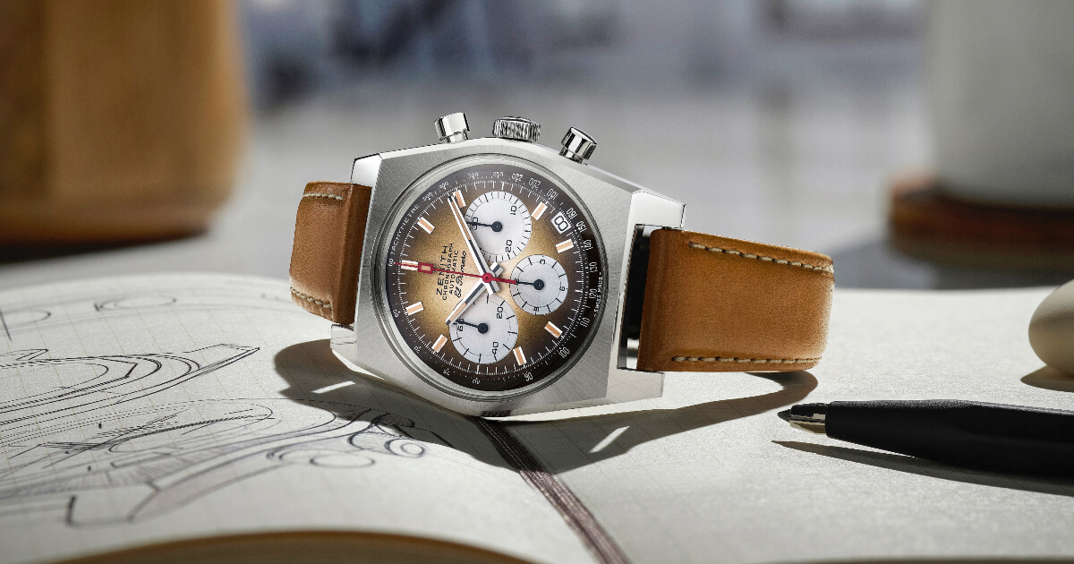 Zenith Chronomaster Revival A385 (Price, Pictures and Specifications)