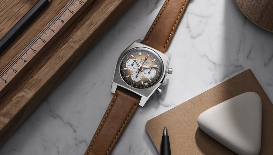Zenith Chronomaster Revival A385 Watch Review