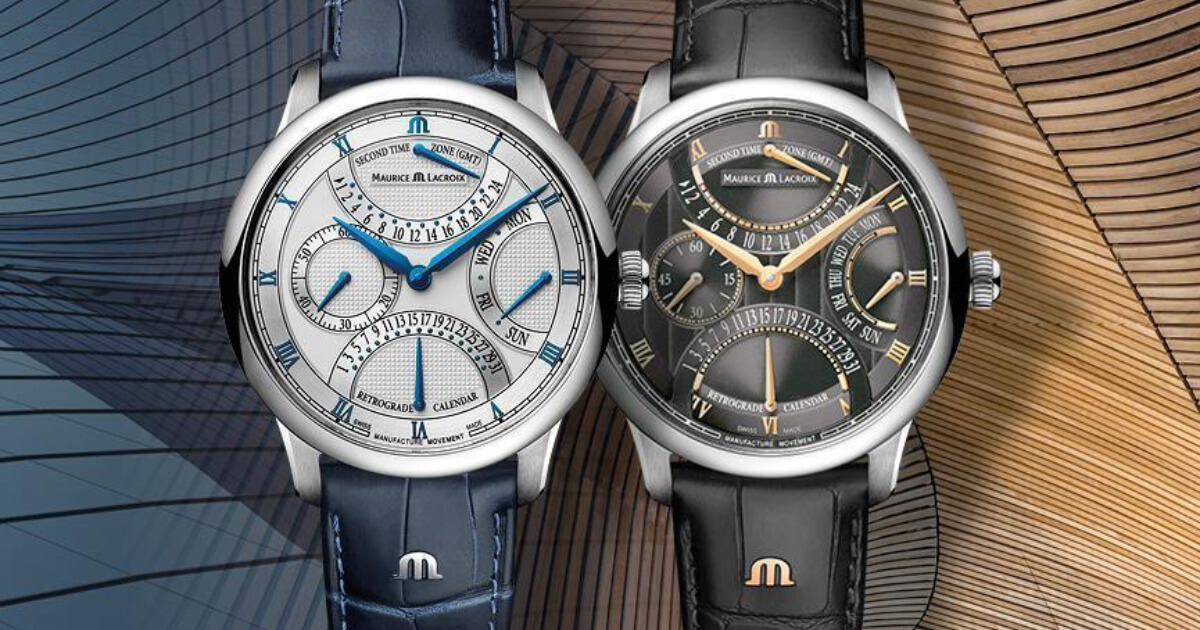 Maurice Lacroix Masterpiece Triple Retrograde (Price, Pictures and Specifications)