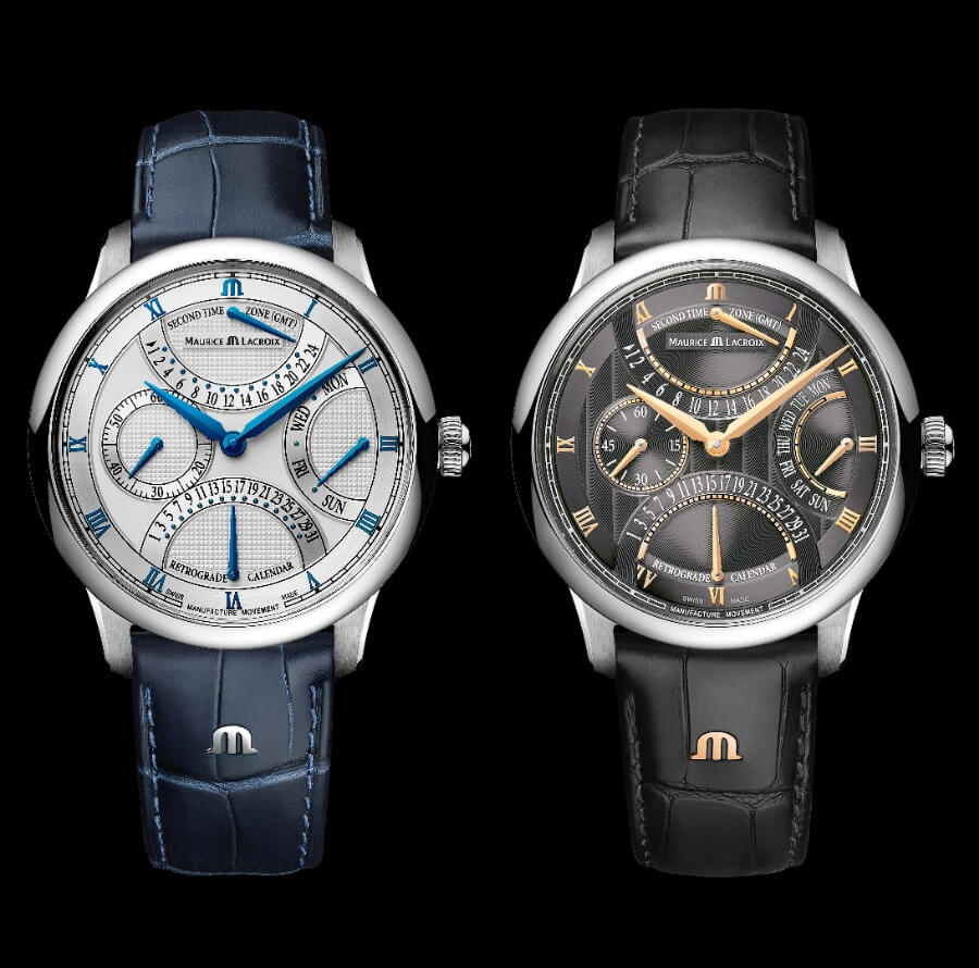 The New Maurice Lacroix Masterpiece Triple Retrograde