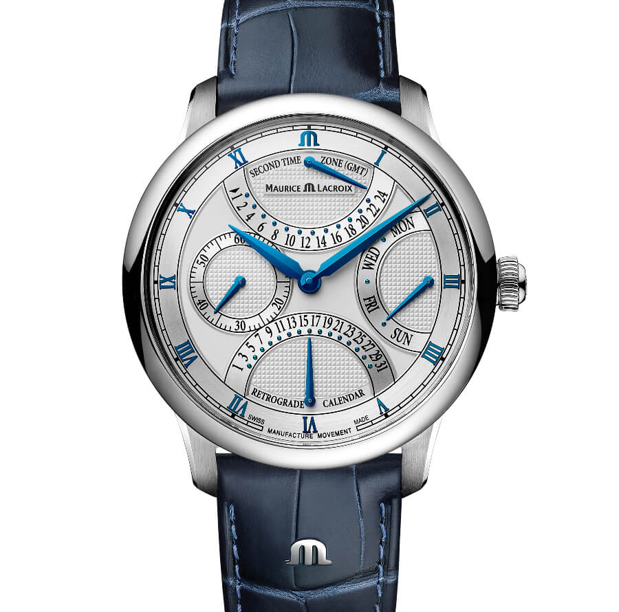 Maurice Lacroix Masterpiece Triple Retrograde watch Review