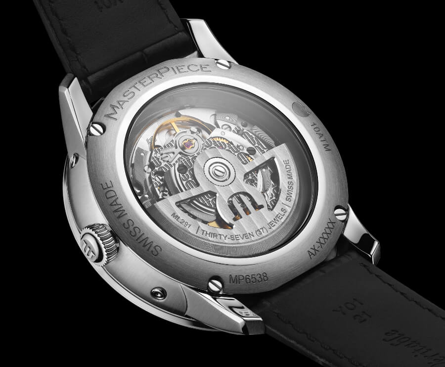 In House Movement Maurice Lacroix Masterpiece Triple Retrograde