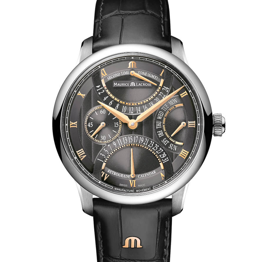 Review Maurice Lacroix Masterpiece Triple Retrograde Watch