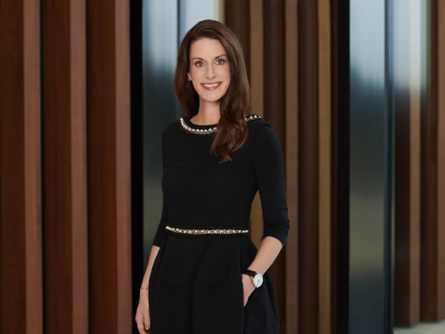 Franziska Gsell, CMO IWC Schaffhausen