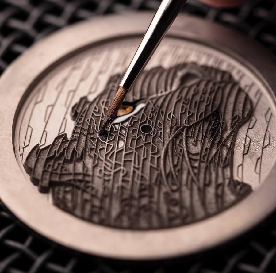 Inide Cartier Watch Factory