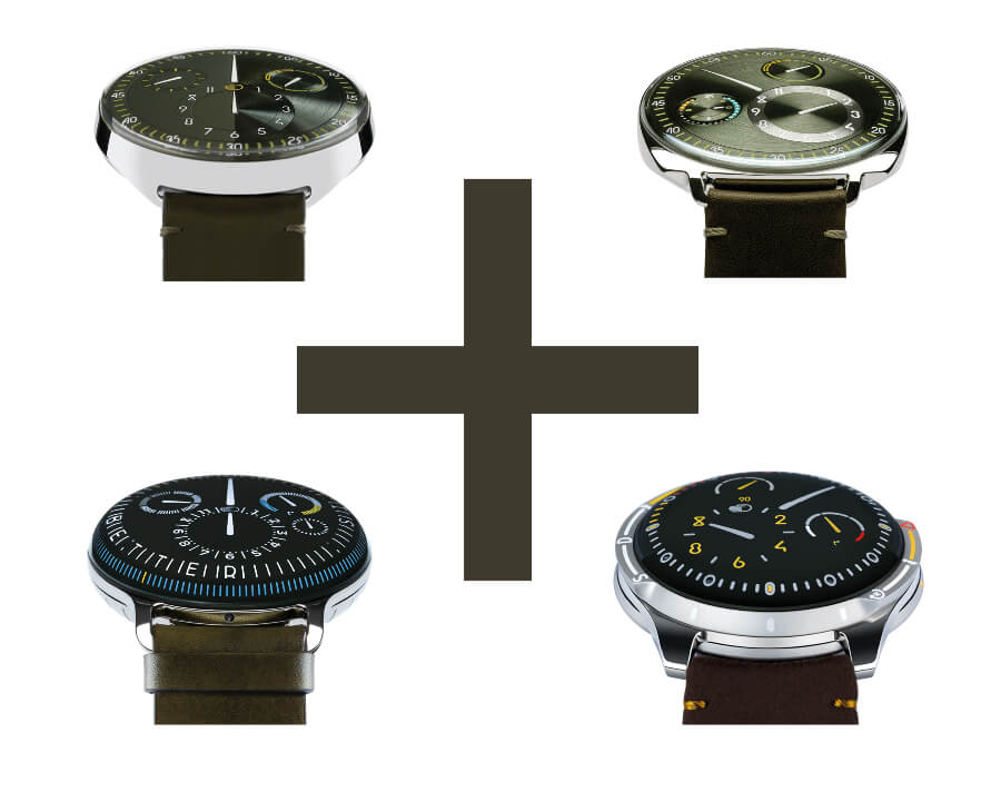 Ressence Collection  X