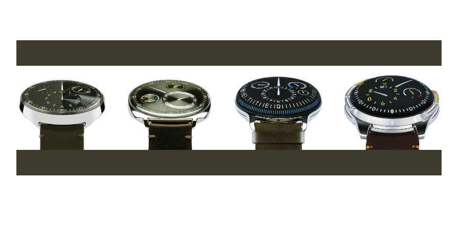 Ressence Watches Collection  X