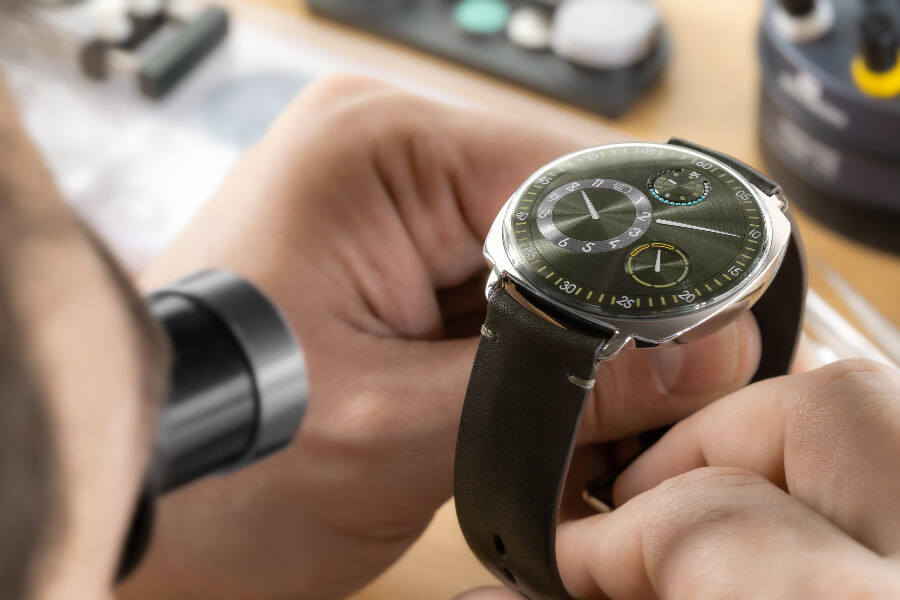 Ressence Type 1 Squared X Watch Review