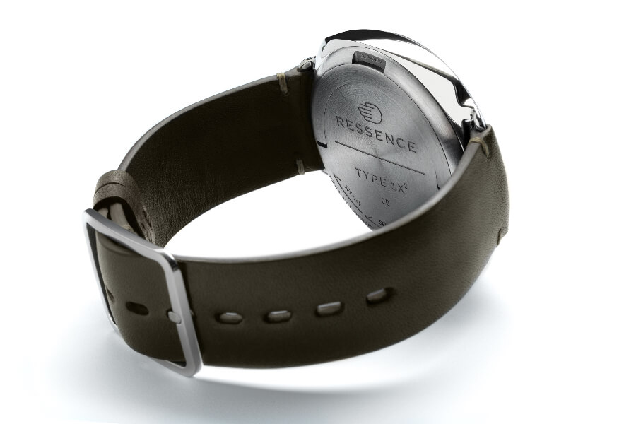 Ressence Type 1 Squared X Case Back