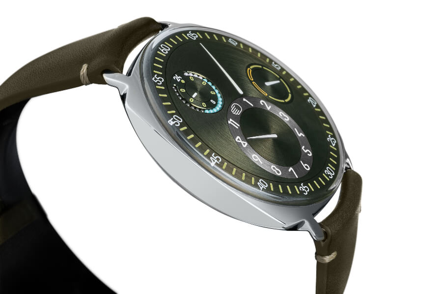 Review Ressence Type 1 Squared X