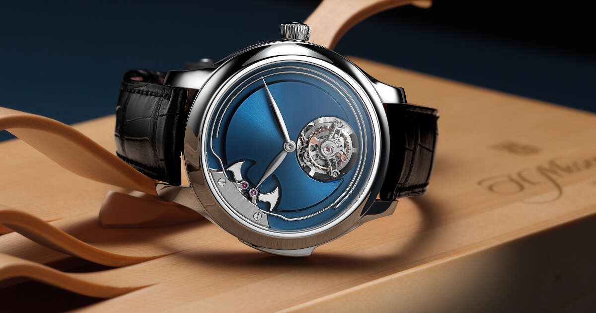 H. Moser & Cie. Endeavour Concept Minute Repeater Tourbillon (Price, Pictures and Specifications)
