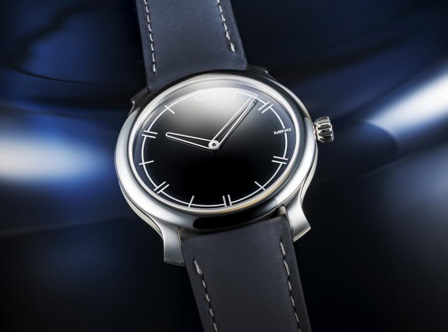 Ming 27.02 Gradient Guilloché Watch