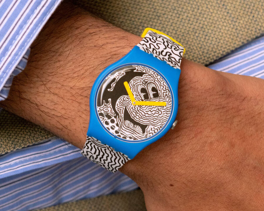 Swatch Eclectic Mickey Watch Review