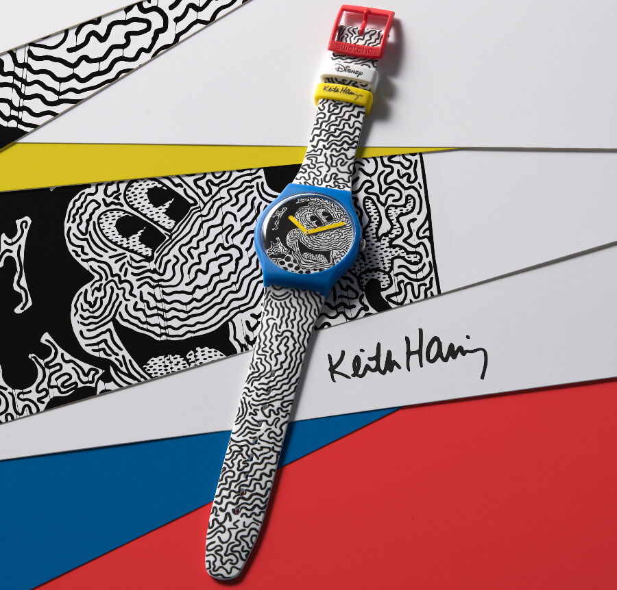 Review Swatch Eclectic Mickey