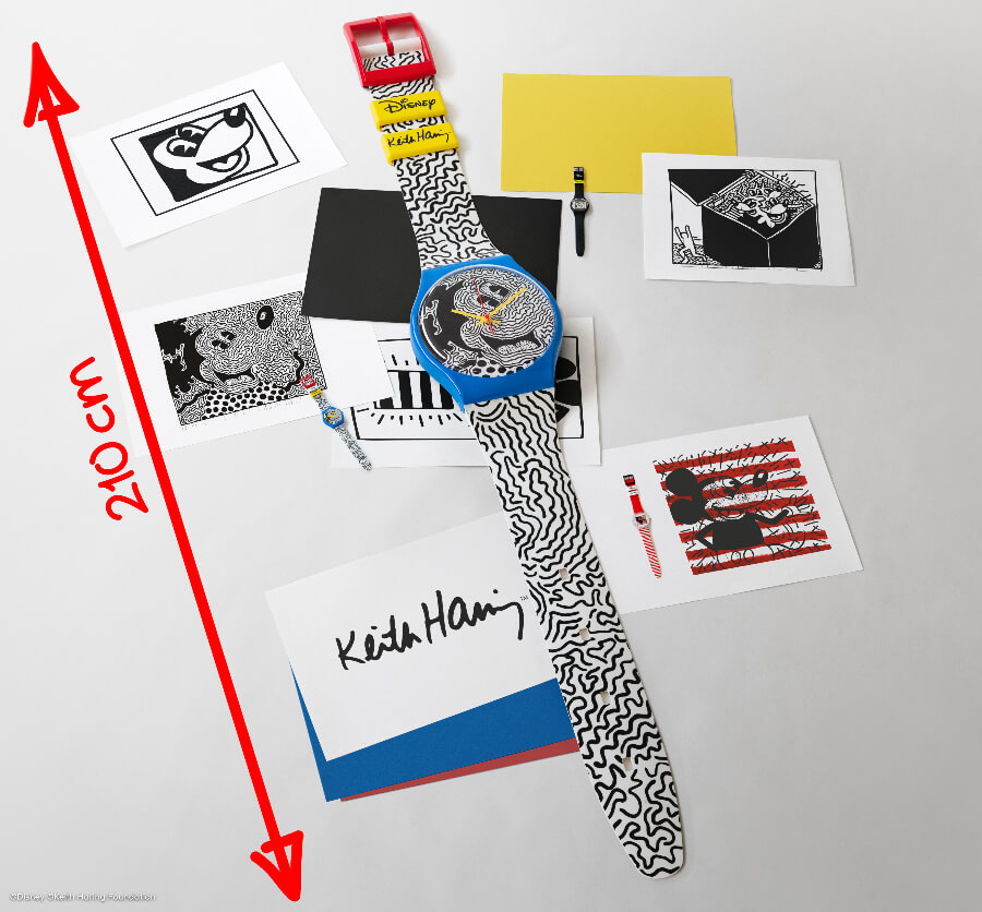 Swatch Maxi Eclectic Mickey MSUOZ336 Watch Review