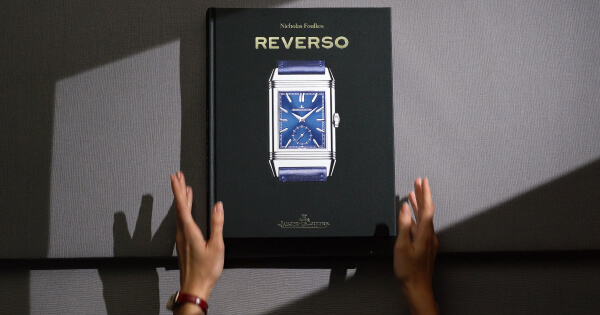 Jaeger-LeCoultre Announces A New Book: Reverso