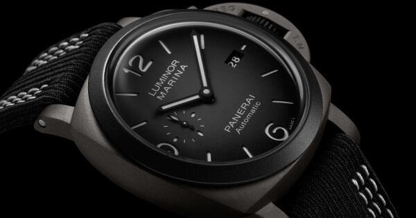Panerai Luminor Marina 44MM Guillaume Néry Edition PAM01122 (Price, Pictures and Specifications)