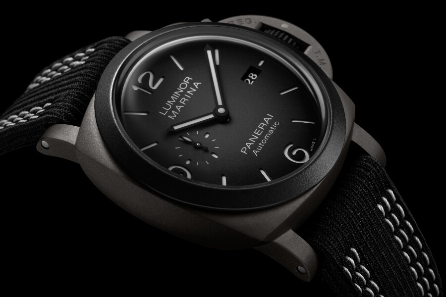 Review Panerai Luminor Marina 44MM Guillaume Néry Edition PAM01122