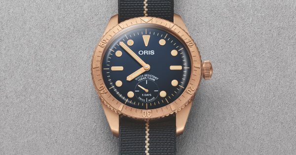 Oris Carl Brashear Cal. 401 Limited Edition (Price, Pictures and Specifications)