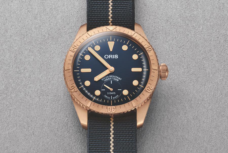 Oris Carl Brashear Cal. 401 Limited Edition