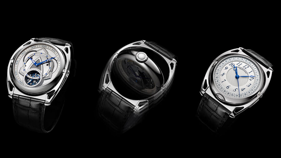 De Bethune DB Kind of Two Tourbillon