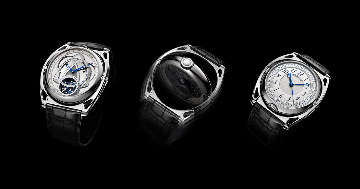 De Bethune DB Kind of Two Tourbillon (Price, Pictures and Specifications)