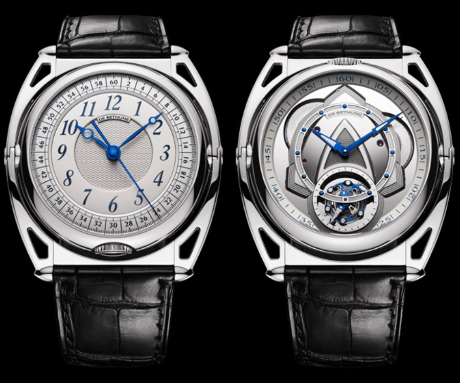 De Bethune DB Kind of Two Tourbillon Ref. DBK2TV1