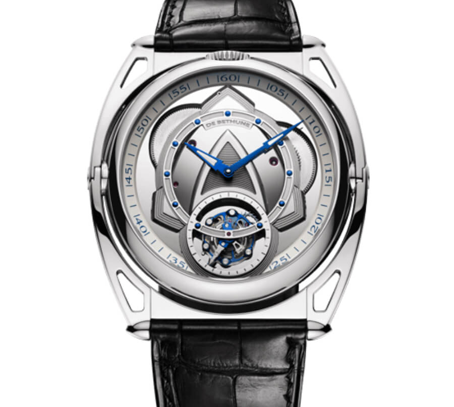 The New De Bethune DB Kind of Two Tourbillon Watch